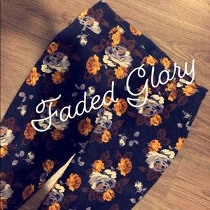 Faded Glory Jeggings!